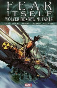 [Fear Itself: Wolverine/New Mutants (Product Image)]