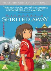 [The cover for Studio Ghibli: Spirited Away (Single Disc)]