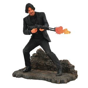 [John Wick: Gallery PVC Statue: Catacombs (Product Image)]
