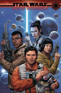 [Star Wars: Age Of Resistance (Hardcover) (Product Image)]