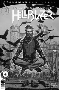 [John Constantine: Hellblazer #4 (Product Image)]