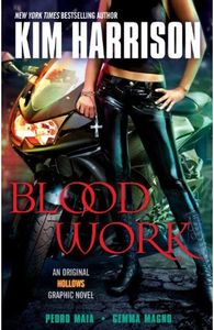 [Blood Work: An Original Hollows (Hardcover) (Product Image)]