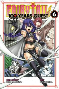 [Fairy Tail: 100 Years Quest: Volume 6 (Product Image)]
