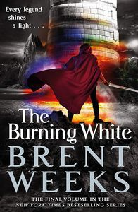 [Lightbringer: Book 5: The Burning White (Product Image)]