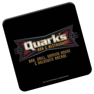 [Star Trek: Deep Space Nine: Coaster: Quark's Bar (Product Image)]