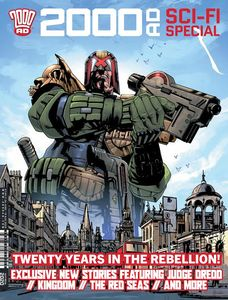 [2000 AD Summer Sci-Fi Special 2020 (Product Image)]