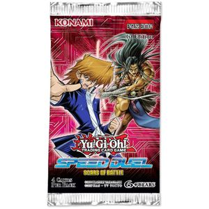 [YU-GI-OH!: Trading Card Game: Speed Duel: Booster Pack: Scars Of Battle (Product Image)]