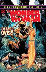 [Wonder Woman #77 (YOTV Dark Gifts) (Product Image)]