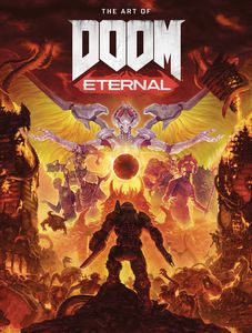 [Art Of Doom: Eternal (Hardcover) (Product Image)]