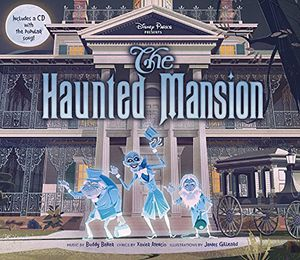 [The Haunted Mansion (Hardcover) (Product Image)]