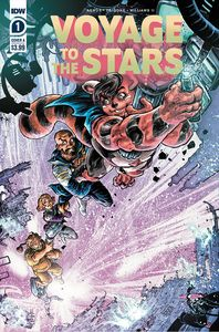 [Voyage To The Stars #1 (Cover A Williams Ii) (Product Image)]