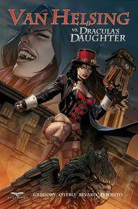 [Van Helsing Vs Draculas Daughter (Product Image)]