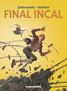 [Final Incal (Hardcover) (Product Image)]