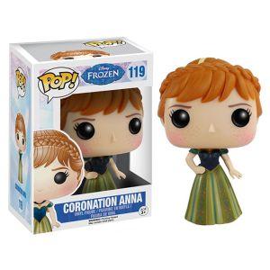 [Disney: Pop! Vinyl Figures: Coronation Anna (Product Image)]