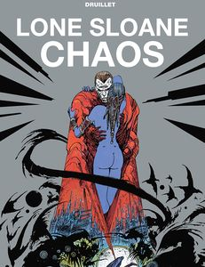 [Lone Sloane: Chaos (Hardcover) (Product Image)]