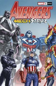 [Avengers: Mech Strike #1 (Toy Variant) (Product Image)]