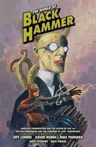 [World Of Black Hammer (Library Edition Hardcover) (Product Image)]