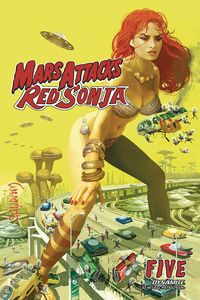 [Mars Attacks/Red Sonja #5 (Cover A Suydam) (Product Image)]