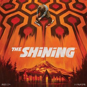 [The Shining: Board Game (Product Image)]