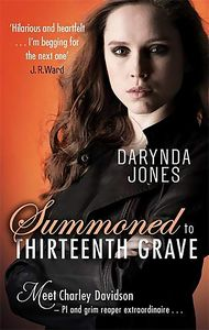 [Charley Davidson: Book 13: Summoned To Thirteenth Grave (Product Image)]
