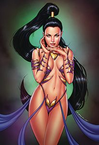 [Jasmine: Crown Of Kings #1 (Cover C Mccoy) (Product Image)]