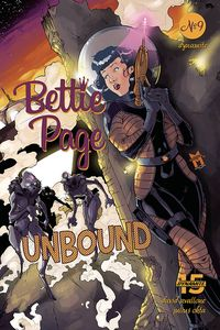 [Bettie Page: Unbound #9 (Cover D Gaudio) (Product Image)]