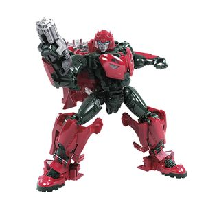 [Transformers: Generations: Studio Series Deluxe Action Figure: Cliffjumper (Product Image)]