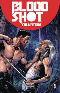 [Bloodshot: Salvation #5 (Cover C Robertson) (Product Image)]