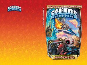 [Skylanders: Dive, Dive, Dive (Hardcover) (Product Image)]