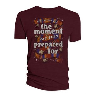 [Doctor Who: Anniversary Collection: T-Shirt: It's The End... (Product Image)]