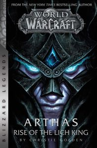 [Blizzard Legends: Arthas: Rise Of The Lich King (Product Image)]