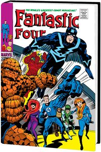 [Fantastic Four: Omnibus: Volume 3 (Kirby DM Variant New Printing Hardcover) (Product Image)]