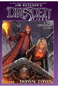 [Jim Butcher's Dresden Files: Down Town (Signed Hardcover) (Product Image)]