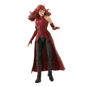 [WandaVision: Marvel Legends Action Figure: Scarlet Witch (Product Image)]