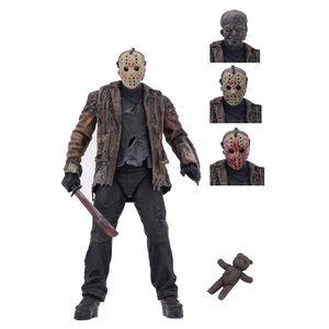 [Freddy V Jason: Ultimate Action Figure: Jason Voorhees (Product Image)]