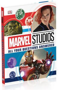 [Marvel Studios: All Your Questions Answered (Hardcover) (Product Image)]