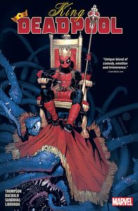 [King Deadpool: Volume 1: Hail To The King (Product Image)]