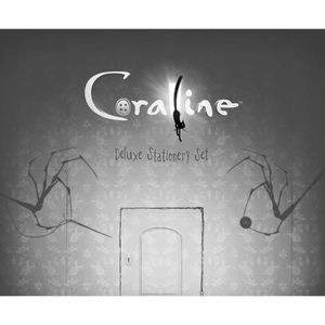[Coraline: Deluxe Stationery Set (Hardcover) (Product Image)]
