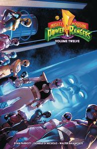 [Mighty Morphin Power Rangers: Volume 12 (Product Image)]