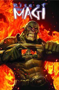 [Rise Of The Magi#4 (Cover B Sejic) (Product Image)]