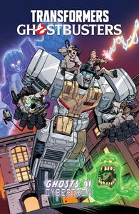 [Transformers/Ghostbuster: Volume 1: Ghosts Of Cybertron (Product Image)]