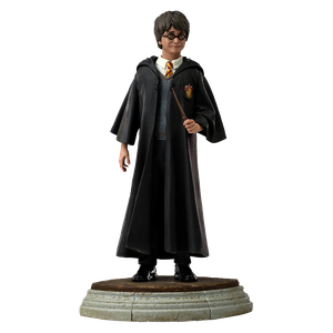 [Harry Potter & The Philosopher's Stone: Art Scale Statue: Harry Potter (Product Image)]