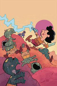 [Die!Namite #2 (Peanut John Carter Homage Virgin Variant) (Product Image)]