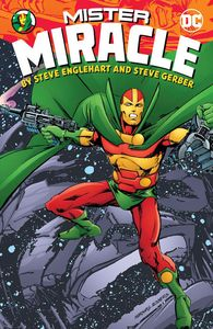 [Mister Miracle By Steve Englehart & Steve Gerber (Hardcover) (Product Image)]