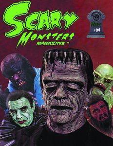 [Scary Monsters Magazine #94 (Product Image)]