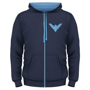 [Batman: Hoodie: Nightwing (Product Image)]