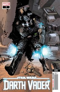 [Star Wars: Darth Vader #7 (2nd Printing Variant) (Product Image)]