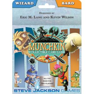 [Munchkin: Wizard & Bard: Starter Set (Product Image)]