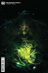 [Swamp Thing #2 (Cover B Francesco Mattina Card Stock Variant) (Product Image)]