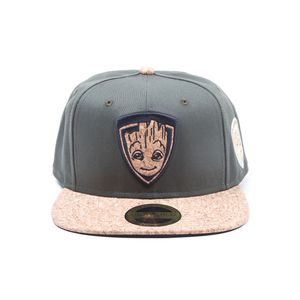 [Guardians Of The Galaxy Vol. 2: Snapback Cap: Groot (Product Image)]